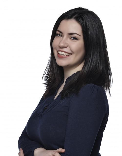 Адриана Василева Ади TEDxNBU