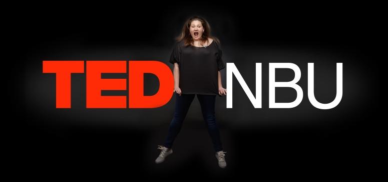 Събина TEDxNBU
