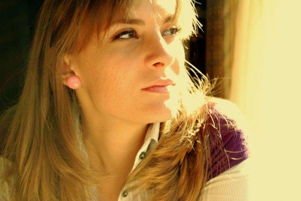 Зорница Стоилова лектор TEDxNBU 2014